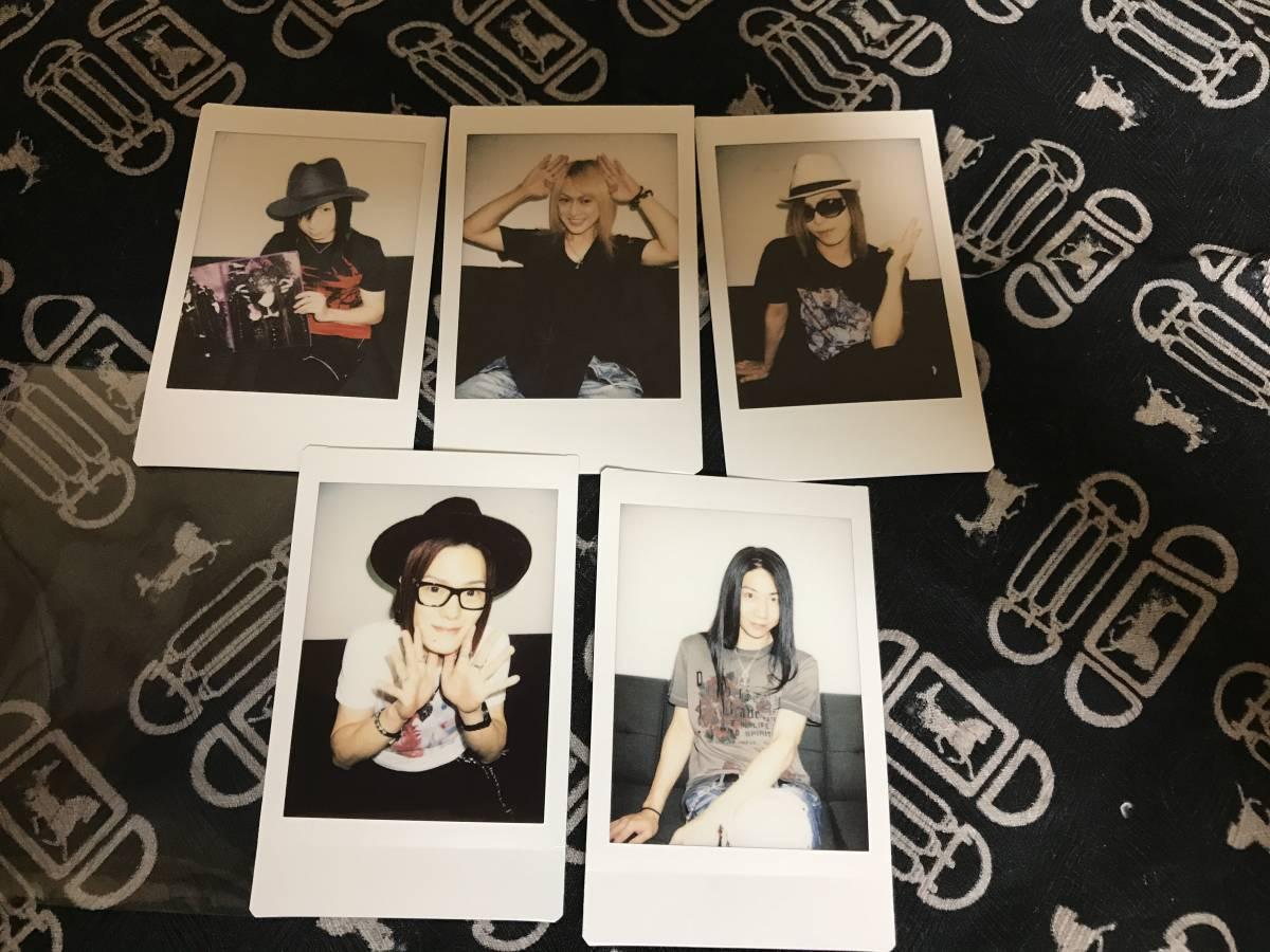 D(ディー) 2017年 8月29日 赤坂BLITZ 私服チェキセット ASAGI Ruiza