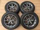 BBS SR 16インチ 7J スタッドレスタイヤ付き 4本セット ブリジストン ブリザック 205/60R16 山あり BMW3シリーズ F30
