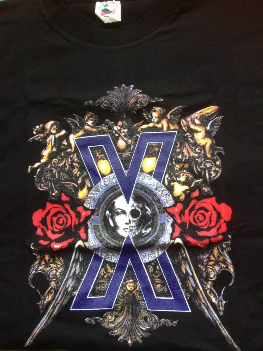 XJAPAN Tシャツ(X BOX同梱品) ライブグッズの画像