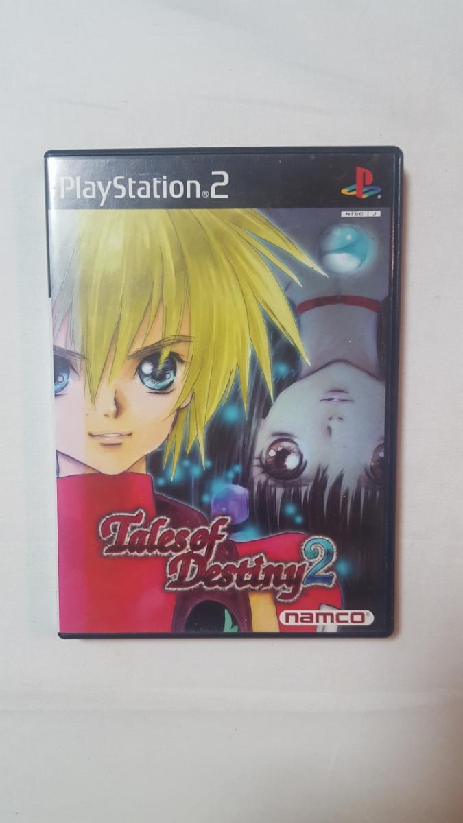 【セール】テイルズ オブ デスティニー2(PS2用) 同梱可能 42