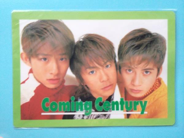 【希少】V6 カミングセンチュリー ★下敷き プラスチック ポスター グッズ