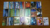 HIGHWAY CARD - ◆使用済みハイウェイカードのセット◆重複柄を含み合計31枚◆柄の種類は22種類◆ハイカ◆