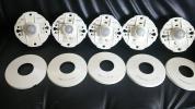 ナショナル 熱線センサー付自動スイッチ 5個まとめて WTK2481x2個 WTK2931x2個 WN56159x1個 【中古品】