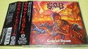 S.O.B.☆『GATE OF DOOM』☆帯付国内盤☆TFCC-88028☆