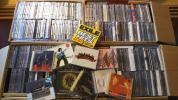◆p214◆1円スタート CD 邦楽 アルバム 大量 まとめて700枚セット 処分 せどり