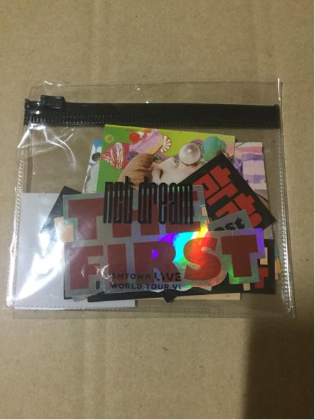 smtown ソウルグッズ NCT DREAM 最後の初恋 ステッカーセット 20枚入 ライブグッズの画像