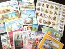 【未使用※外国切手】世界の「鳥類」切手( 小型・シート)×58種程