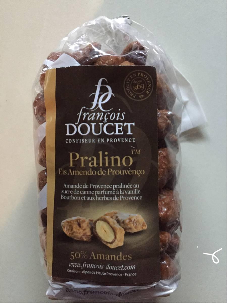 フランス Francois Doucet フランス産アーモンド プラリネ