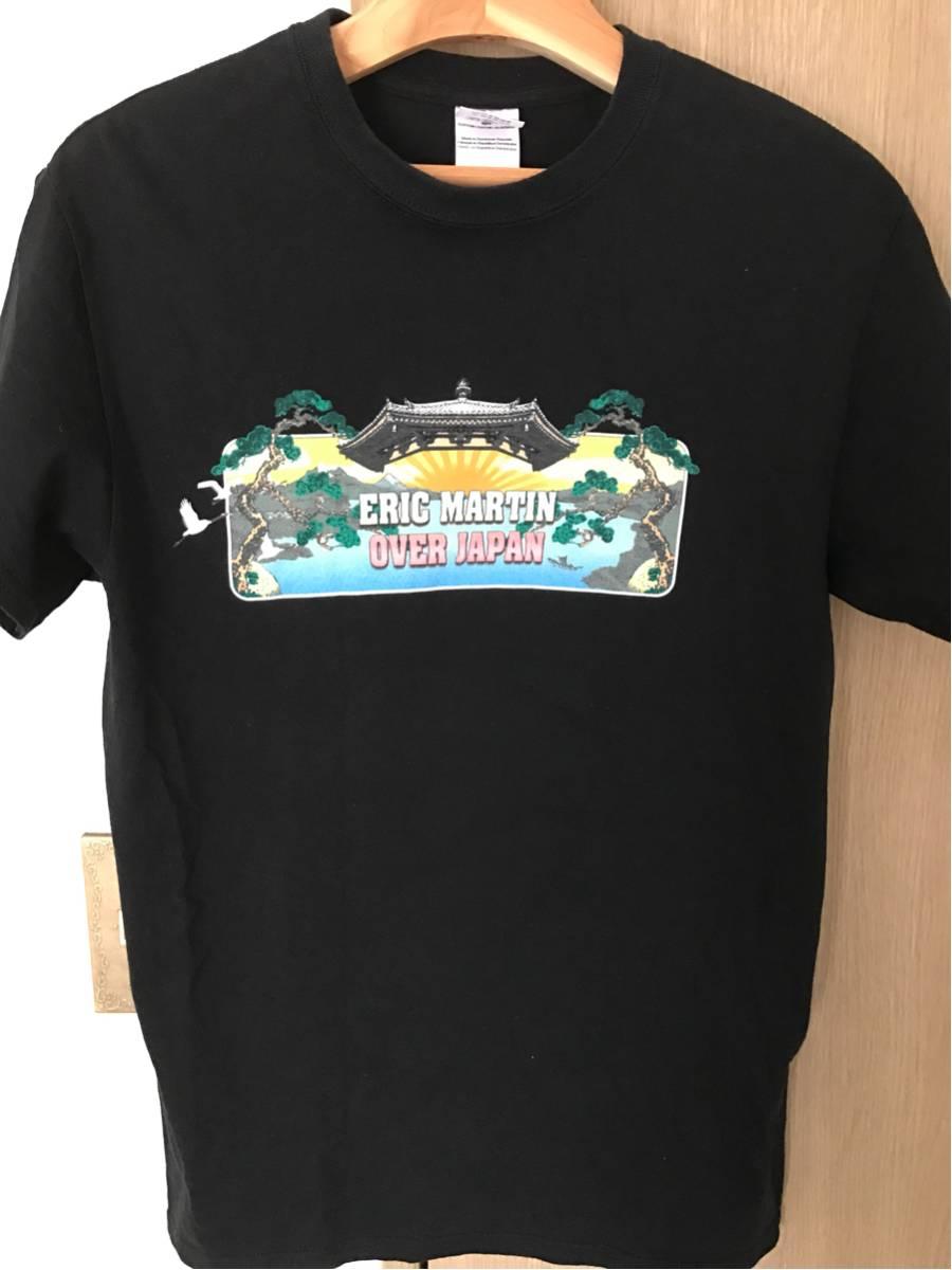 ERIC MARTIN エリックマーティン ツアーTシャツ 2015 Mr.BIG