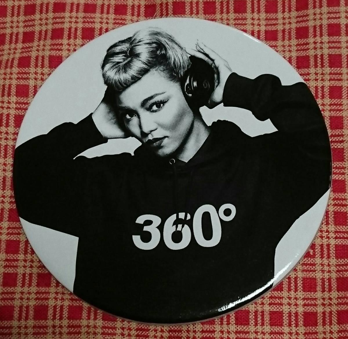 PKCZ 1st Album 『360°ChamberZ』特典めんこ Crystal Kay