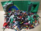 L102110【丸吉】大量/レゴブロック3900g/フィグ沢山/LEGO/サファリ/車/動物