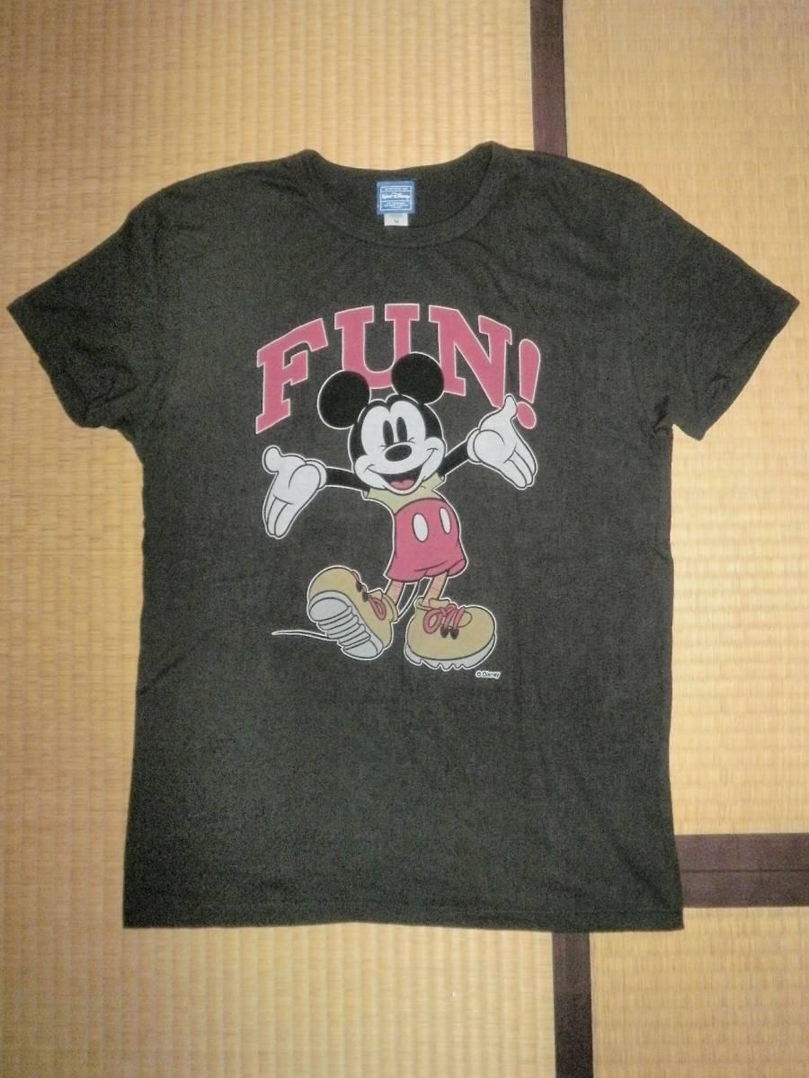 フジロック'13 岩盤 Mickey Tシャツ ライブグッズの画像