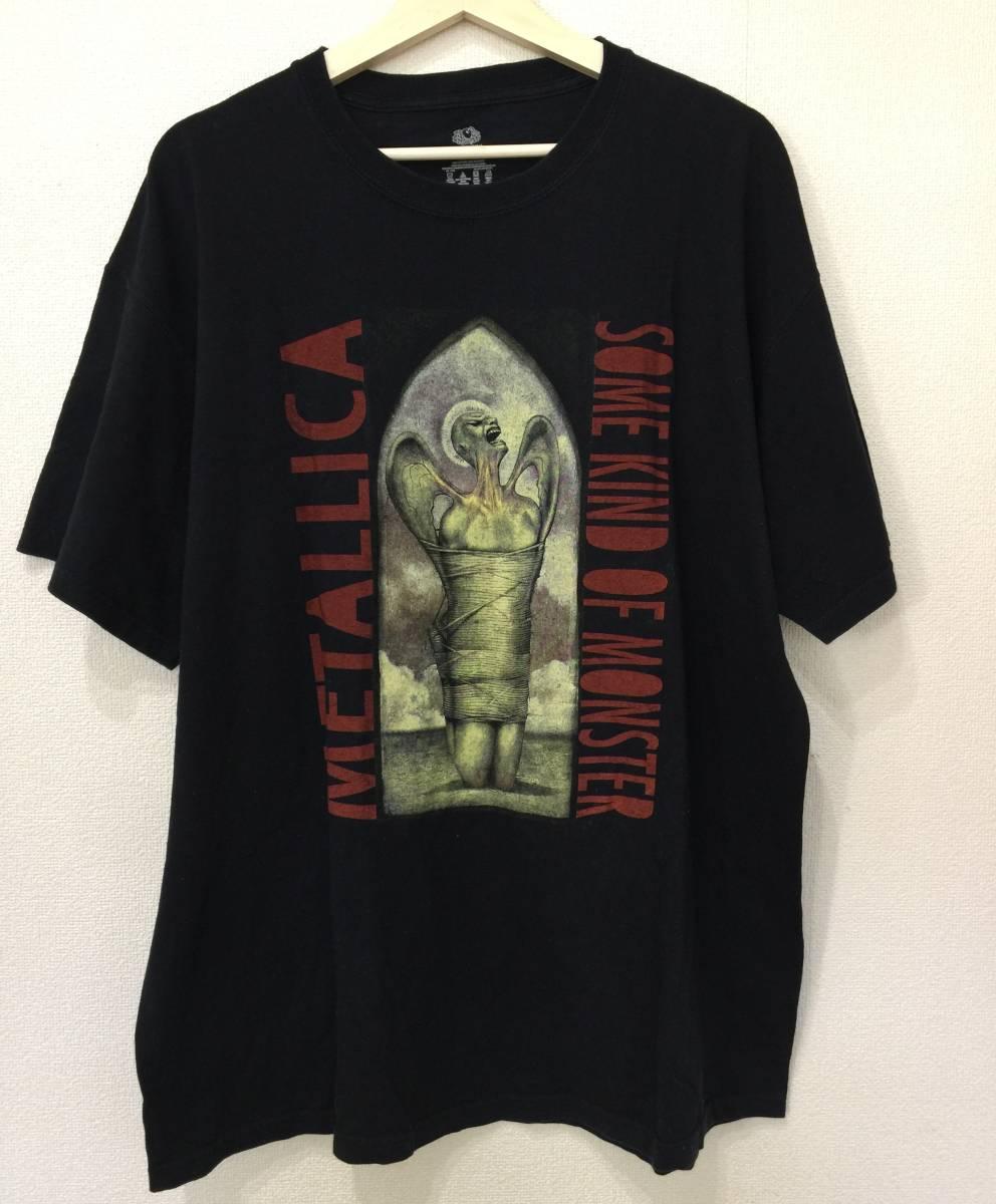 METALLICA メタリカ SOME KIND OF MONSTER Tシャツ XL 検索》バンド グランジ オルタナ UK ロック ライブグッズの画像