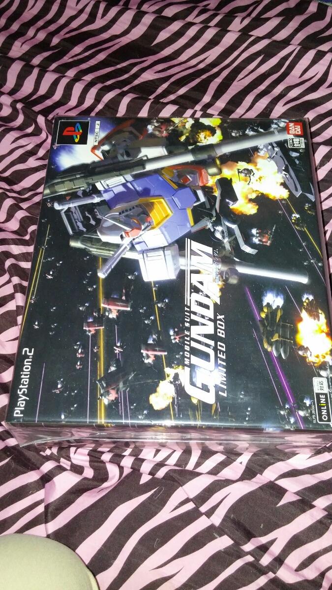 機動戦士ガンダム ガンダムリミテッドボックス PS2 グッズの画像