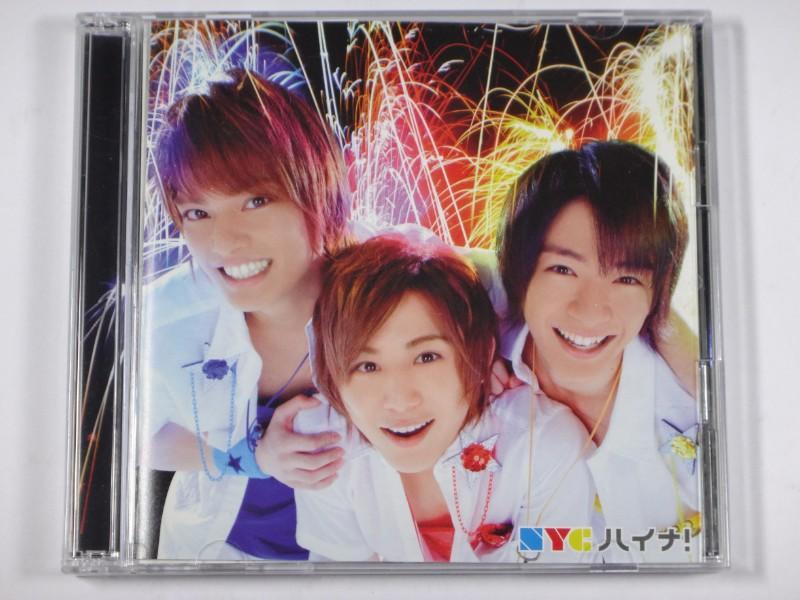 NYC CD ハイナ! 初回盤A(CD+DVD)