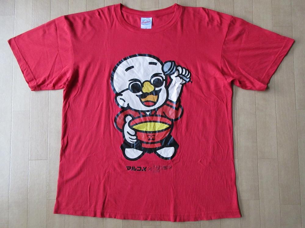 味噌汁's マルコメ コラボ ボーカル Tシャツ L 赤 RADWIMPS ラッドウィンプス 野田洋次郎 桑原彰 山口智史 武田祐介 君の名は。 前前前世