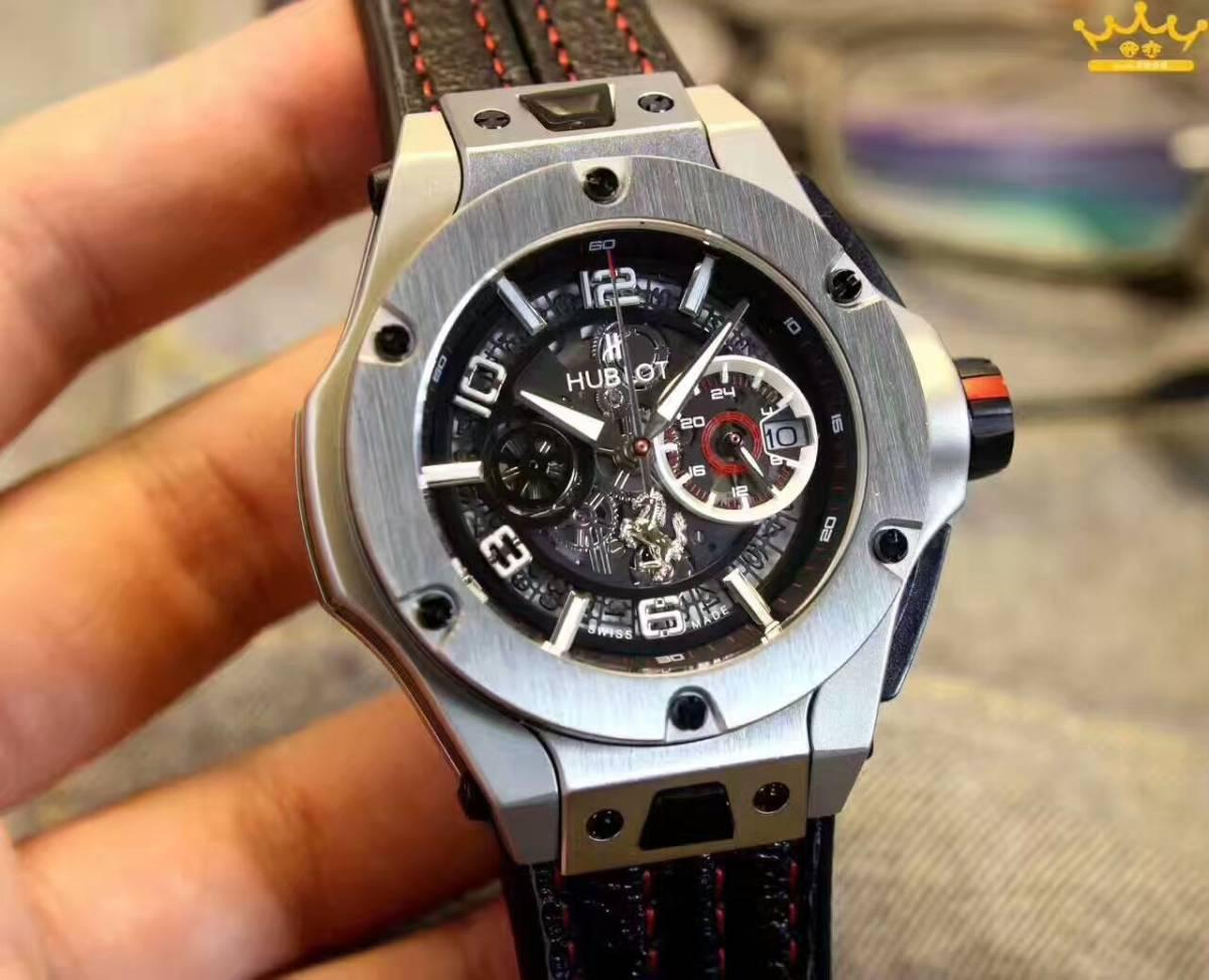 ウブロ 高級感 自動巻き Hublot 腕時計 新品 ビッグバン