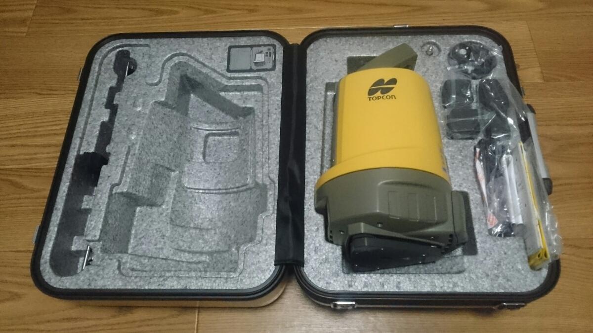 トプコンLN-100 杭ナビ 新品 保証書付き_画像2