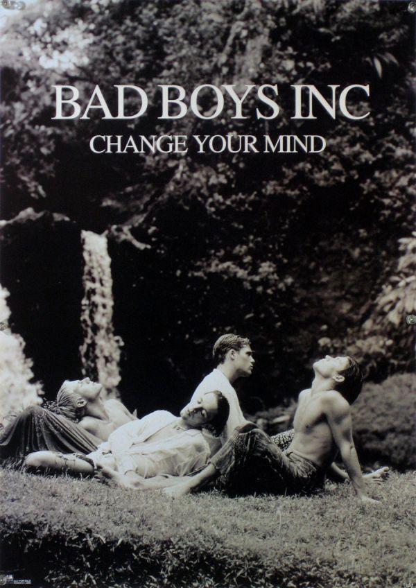 BAD BOYS INC バッド・ボーイズ・インク B2ポスター (1B012)