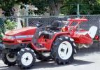 トラクター【 ヤンマー ke-4 4WD  】