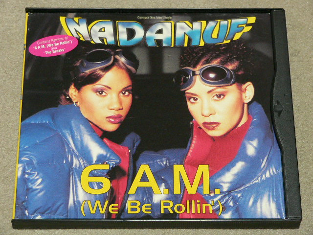 CDS / NADANUF / 6 A.M. // remix The Breaks_画像1