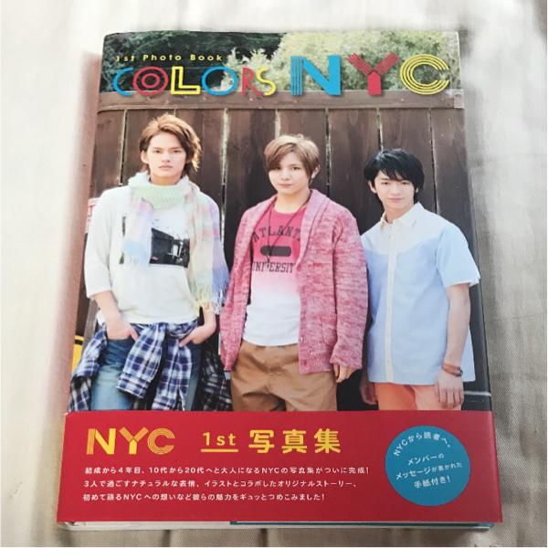 NYC 写真集 コンサートグッズの画像