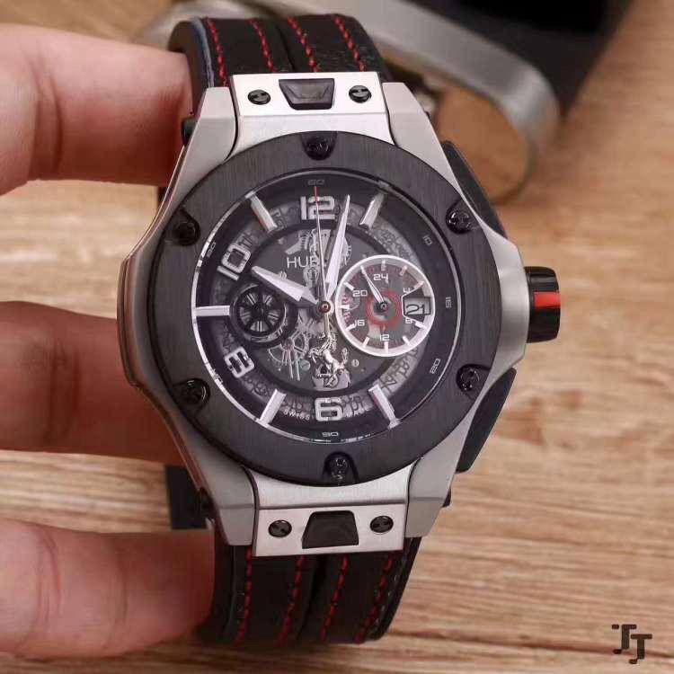 【人気品】 ウブロ 新作未使用品  腕時計 自動巻き