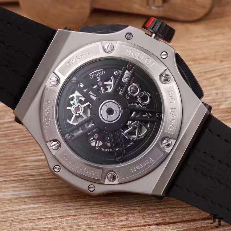 【人気品】 ウブロ 新作未使用品  腕時計 自動巻き_画像3