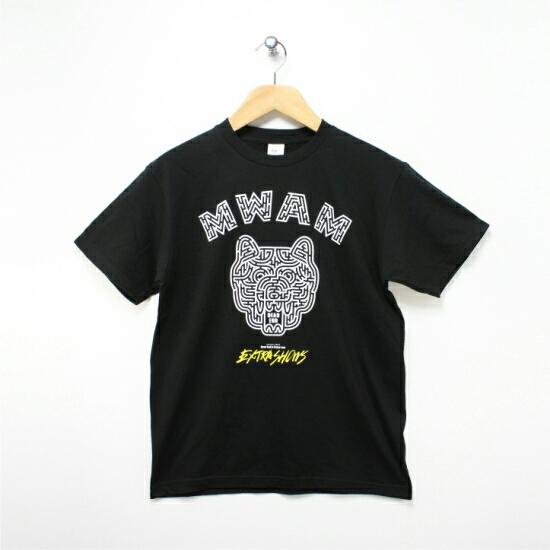 【新品】MAN WITH A MISSION Tシャツ ブラック Lサイズ ライブグッズの画像