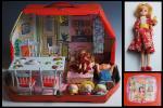 Kyпить hb76_古いリカちゃん人形 パットちゃんへんしんハウスなどまとめて на Yahoo.co.jp