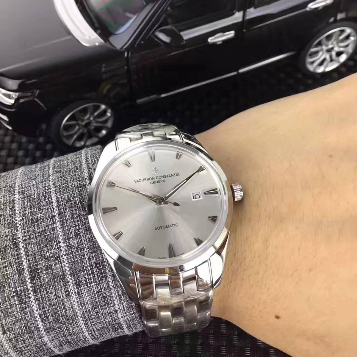 新品 ヴァシュロンコンスタンタン 高級感 男性用 腕時計 メンズ ウォッチ 自動巻き