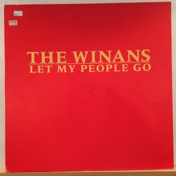☆The Winans/Let My People Go☆GOSPEL DISCO!_画像1