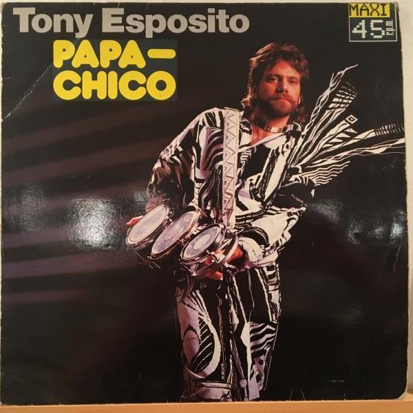 ☆Tony Esposito/Papa Chico☆伊BALEARIC POP!_画像1