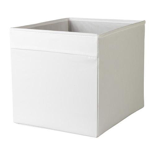 ☆ IKEA イケア ☆ DRONA ボックス, ホワイト<33x38x33 cm>2h_画像1