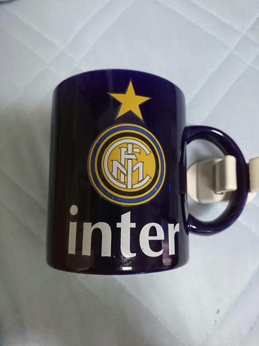 inter インテル マグカップ グッズの画像