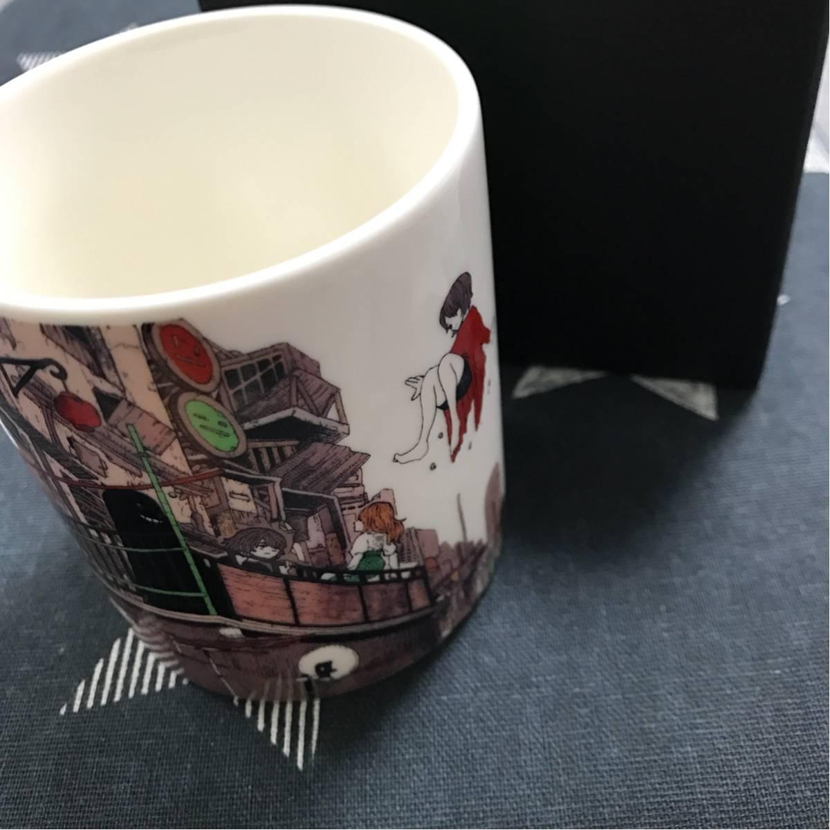 新品未使用 米津玄師 ルーヴル美術館 No.9 限定 マグカップ
