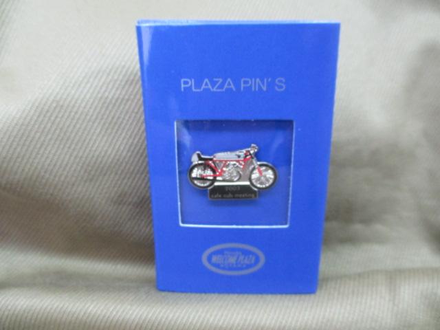 ホンダ ピンズコレクション カフェカブ 2003 CR110 カブレーシング_画像3
