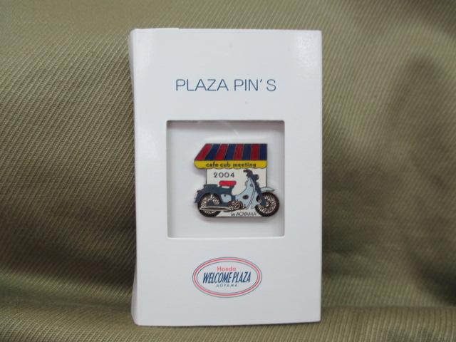 ホンダ ピンズコレクション カフェカブ 2004 C100スーパーカブ 希少 在庫僅少_画像3