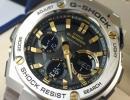 カシオ CASIO 腕時計 G-SHOCK Gショック ダブルスチール G-STEEL ジースチール レイヤーガード 世界6局電波ソーラー メンズ 新品 正規品
