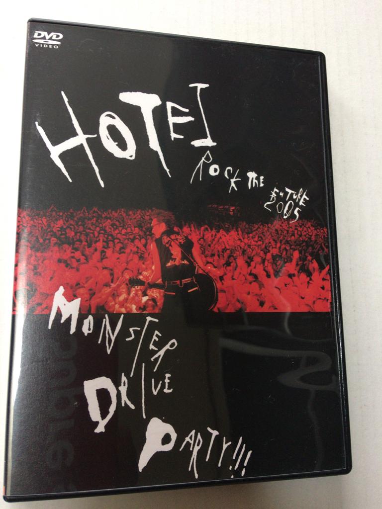 超美品☆布袋寅泰☆MONSTER DRIVE PARTY2015 ライブグッズの画像