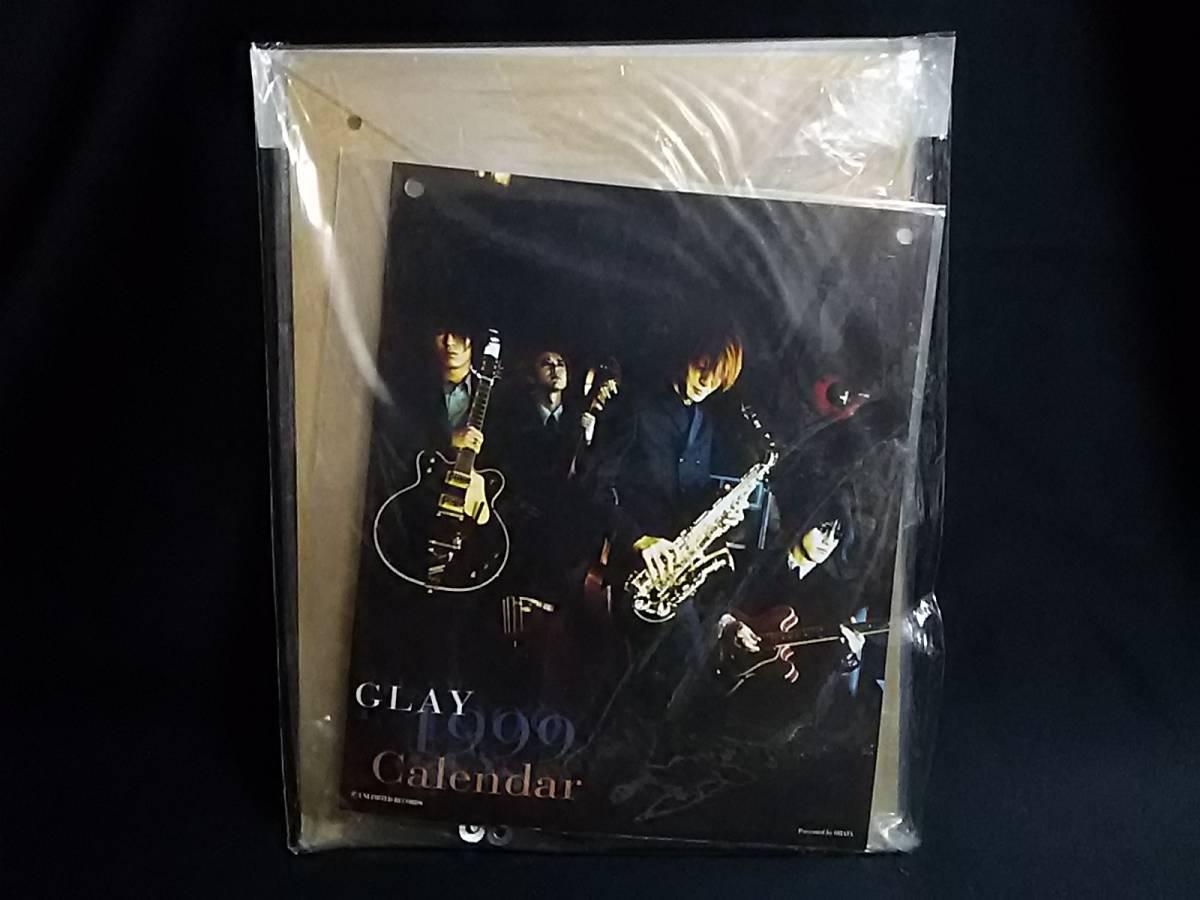 GLAY 1999 カレンダー t16