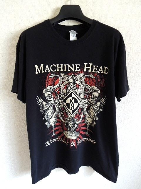 MACHINE HEAD マシーンヘッド ロックTシャツ L ヘヴィーメタル クリックポスト