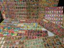 50 絵合わせ カード かるた 等 16シート まとめて / 昭和レトロ 駄玩具 ゲーム 面子 古い 昔