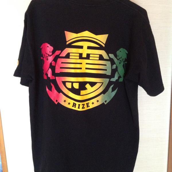 RIZE Tシャツ M 送料込 金子ノブアキ kenken BONES