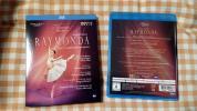 ライモンダ Raymonda バレエ [Blu-ray] 輸