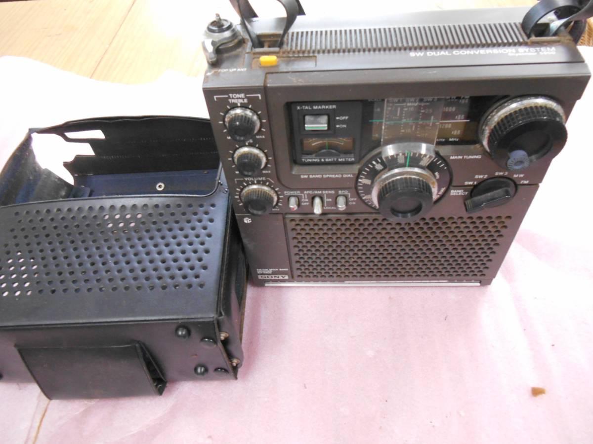 ★ジャンク SONY ICF-5900