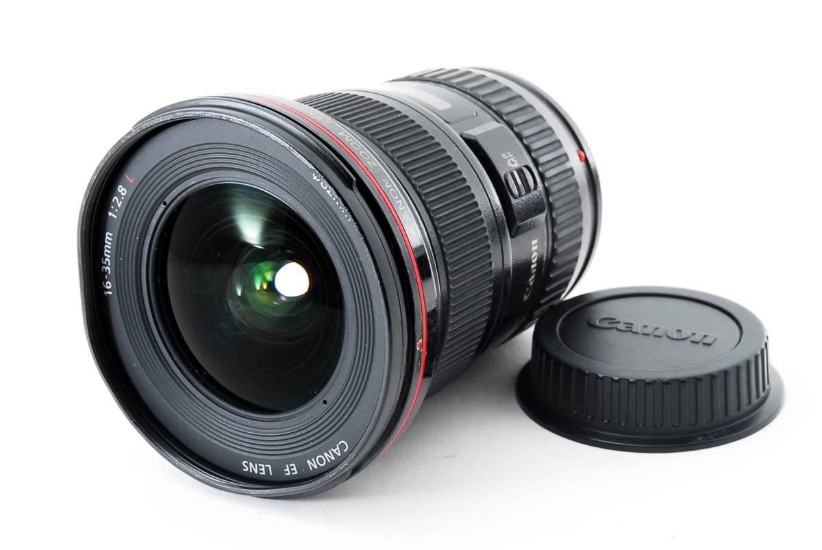 Canon キヤノン EF 16-35mm F2.8L II USM ●464