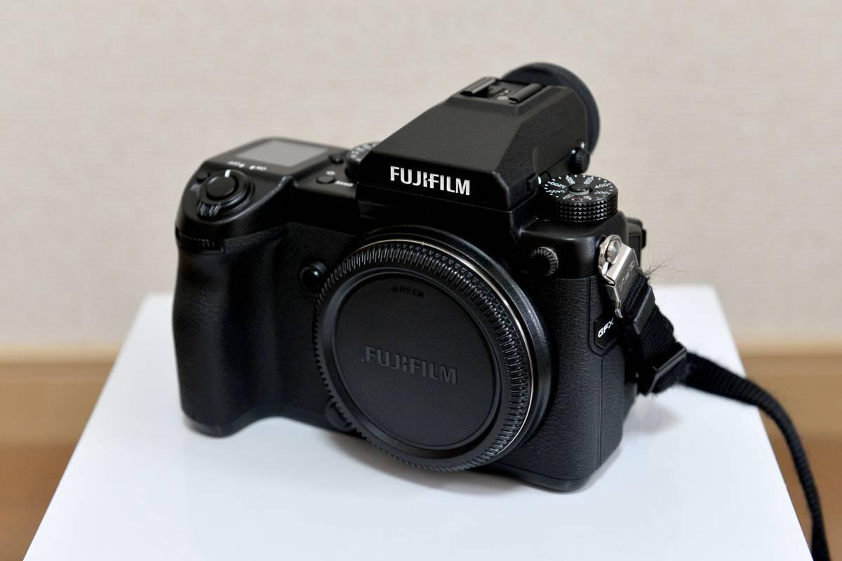 富士フイルム FUJIFILM GFX 50S