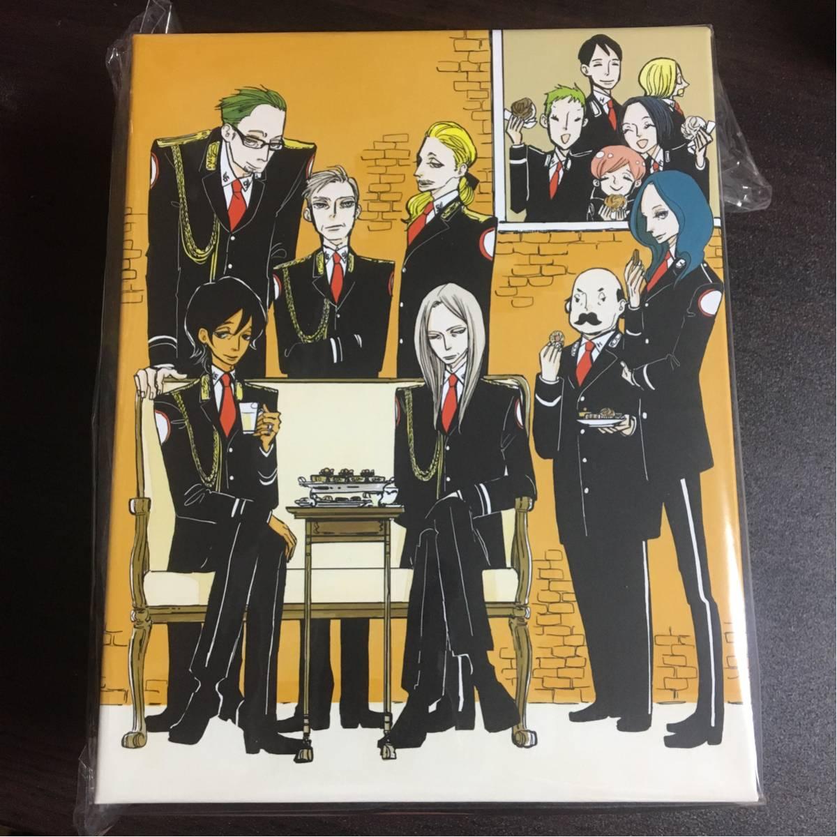 即決 ACCA13区監察課 Blu-ray BOX 特装限定版 特典描き下ろし全巻収納BOX グッズの画像