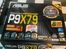 ASUS P9X79 マザーボード LGA2011